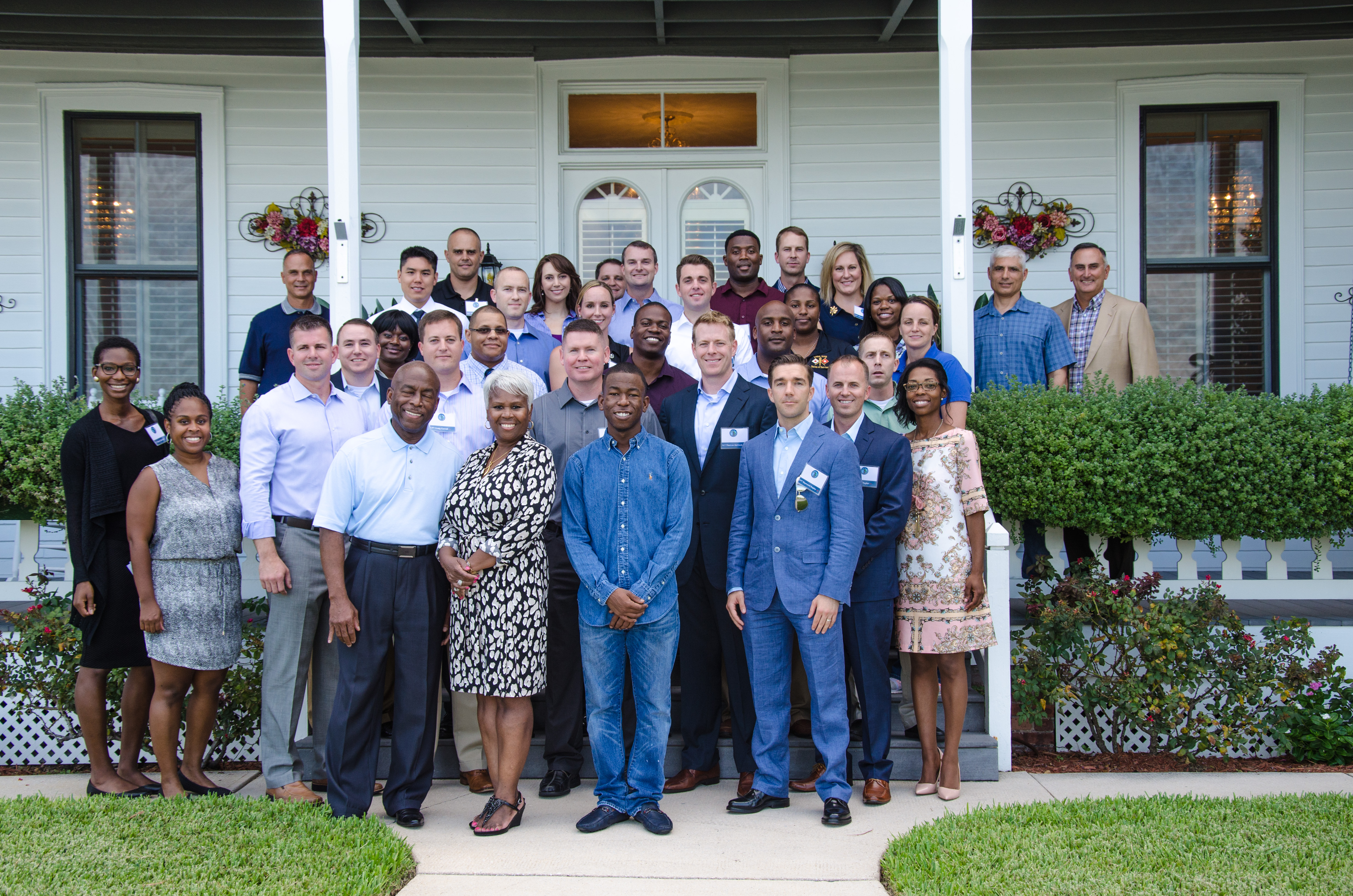 TAG hosts dinner for new company commanders